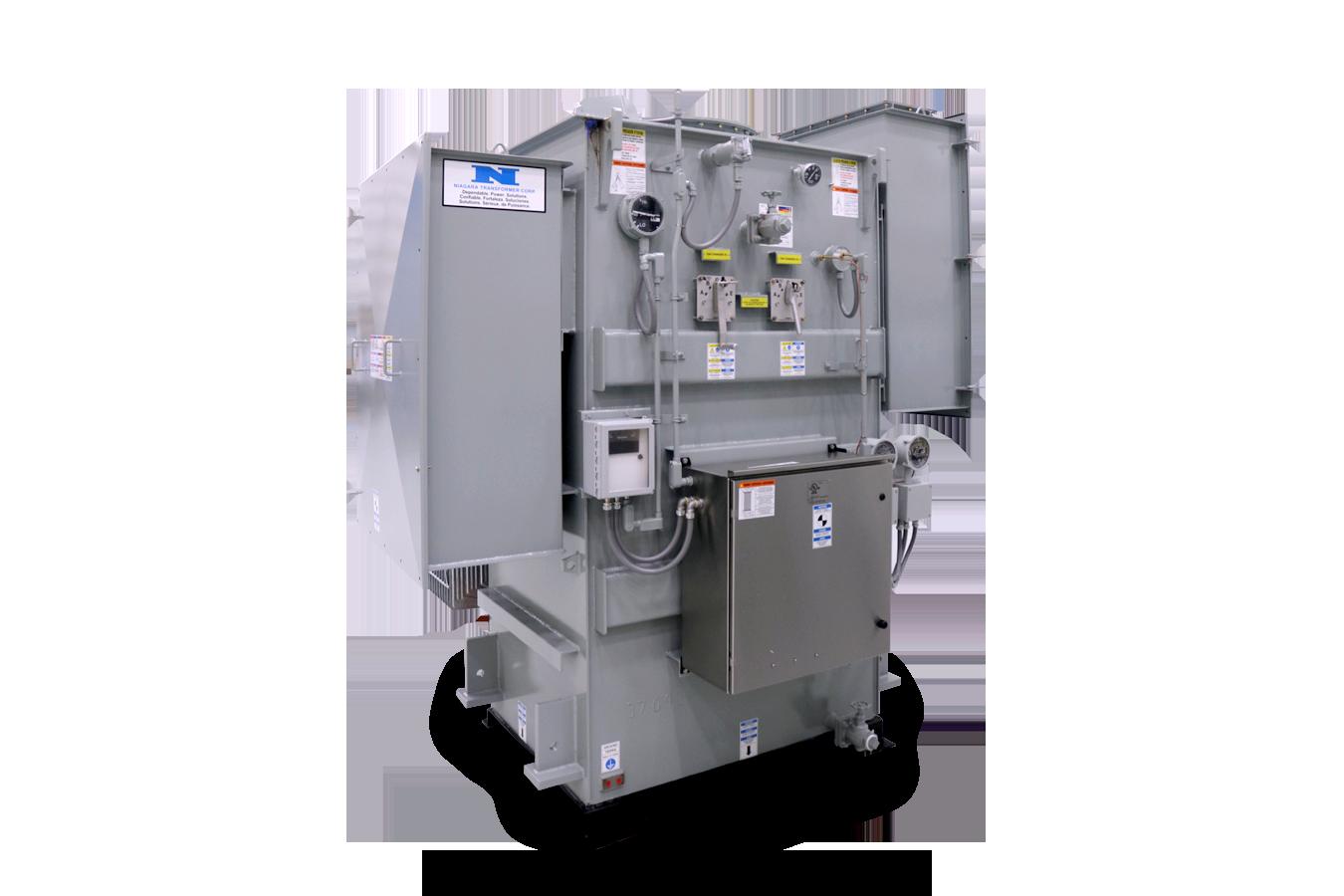 18 Pulse Rectifier Duty Transformers-Niagara Transformer
