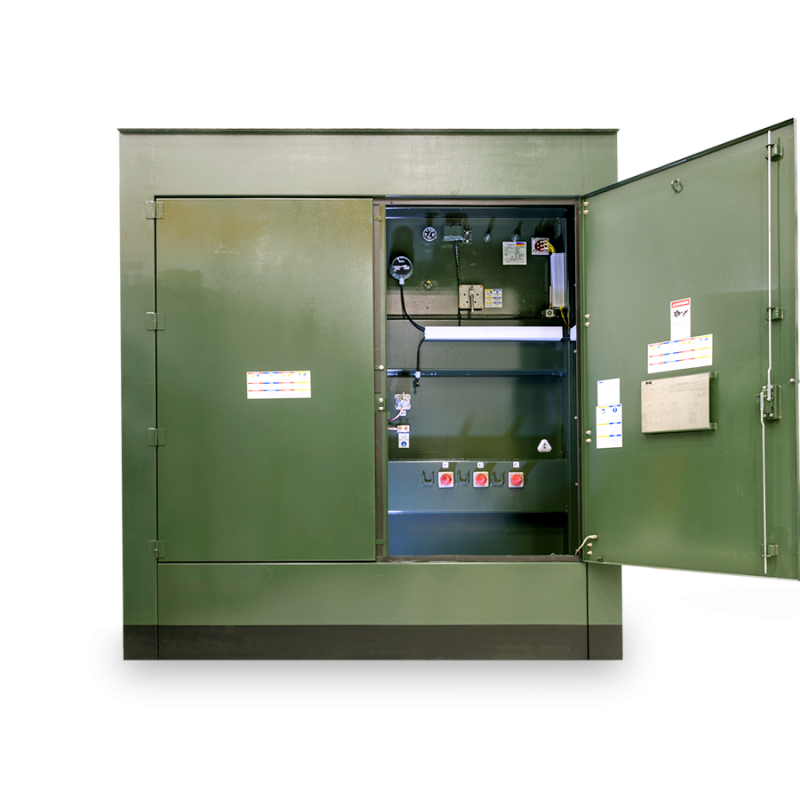 Compartmental Type Tamper-Proof Enclosures, Reactors, Mining Duty Transformers, Marine Offshore Duty Transformers