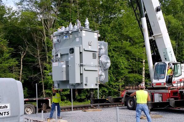 Substation Transformer Installation | Niagara Transformer