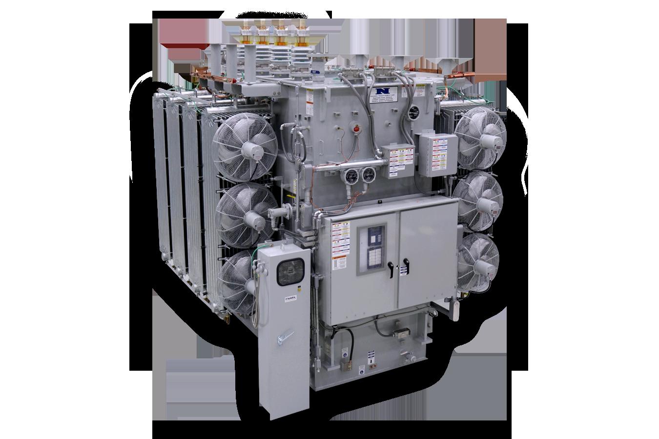Unit Substation Transformer - Niagara Transformer