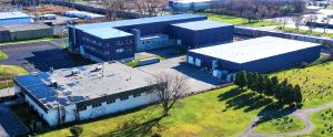 Niagara Power Transformer Facility Aerial Shot